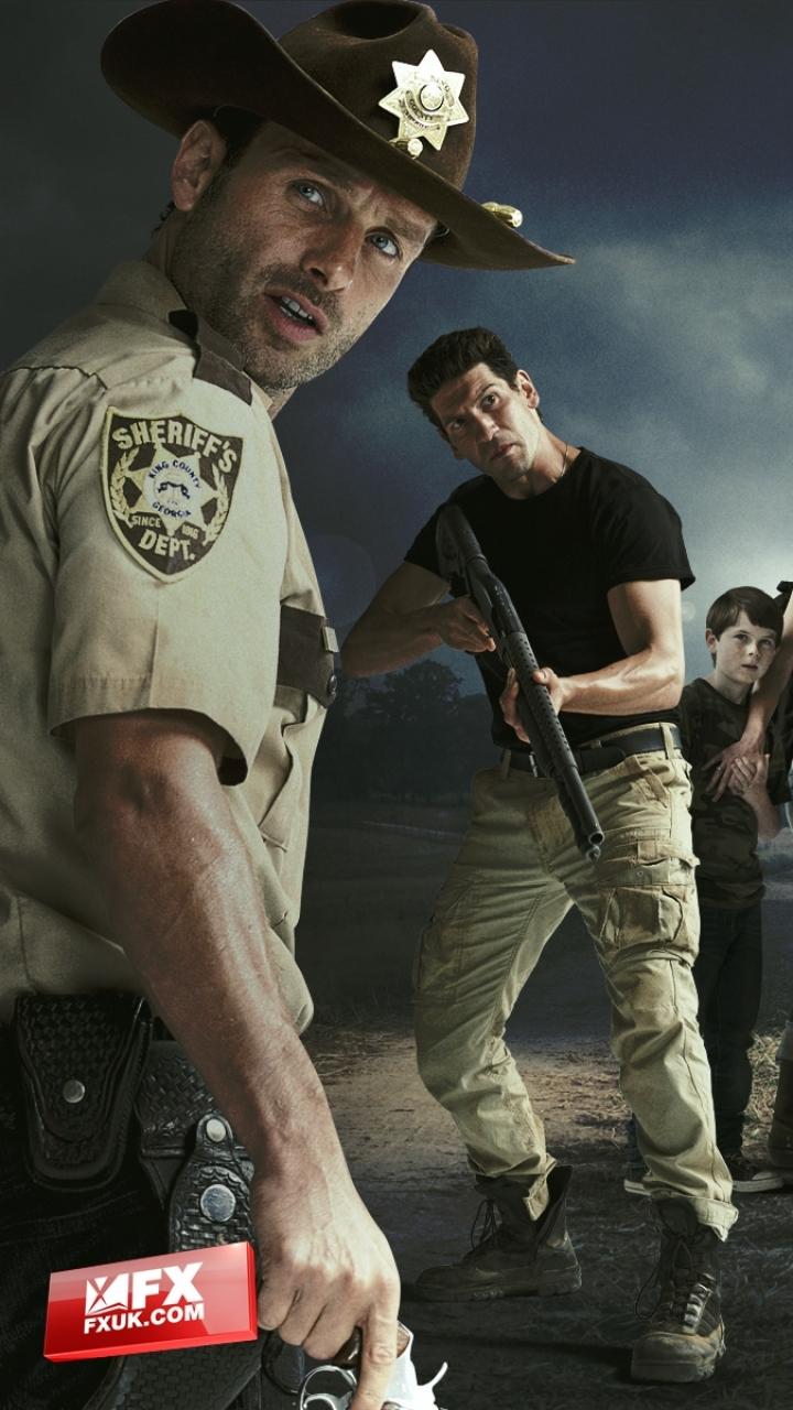 Tv Show The Walking Dead 720x1280 Wallpaper Id 290324 Mobile
