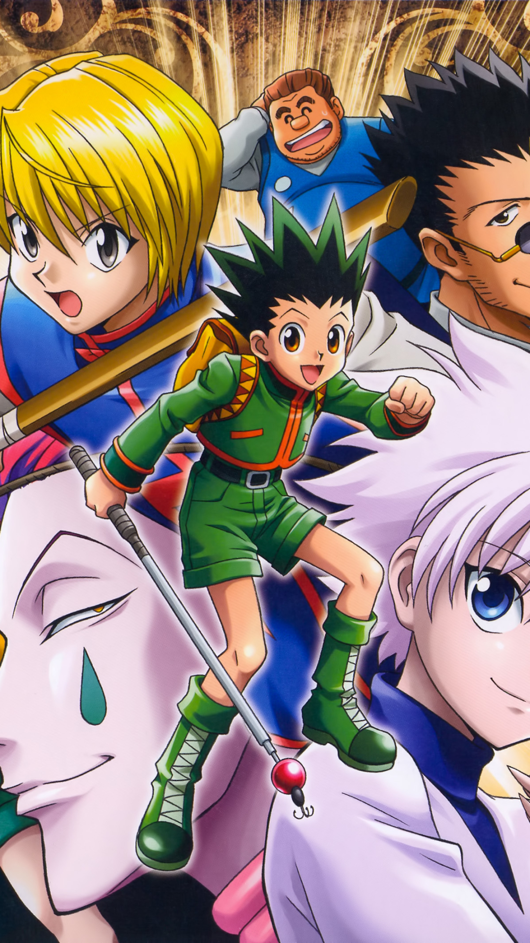 10 Hunter X Hunter Apple Iphone 7 750x1334 Wallpapers Mobile Abyss