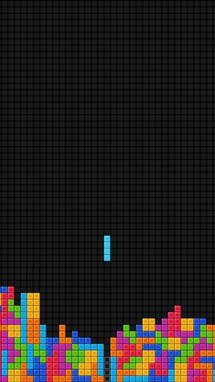 Video Game Tetris 720x1280 Wallpaper Id 294843 Mobile Abyss