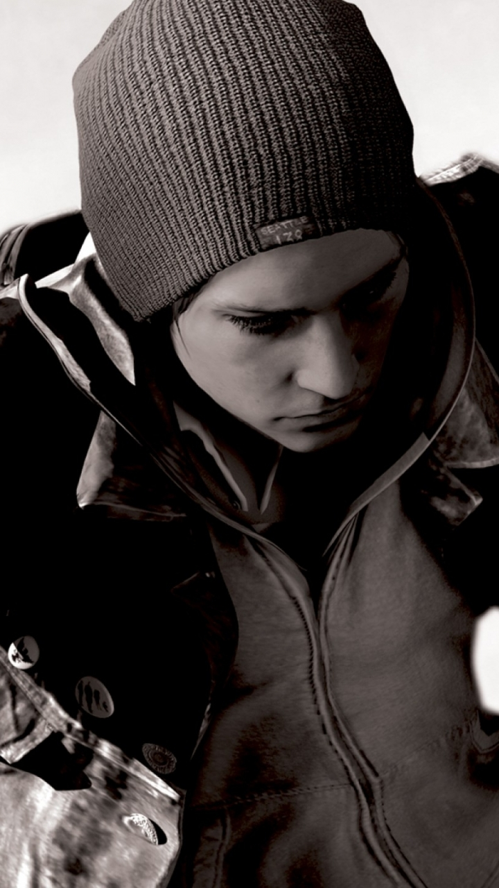 Video Game Infamous Second Son 720x1280 Wallpaper Id 295185