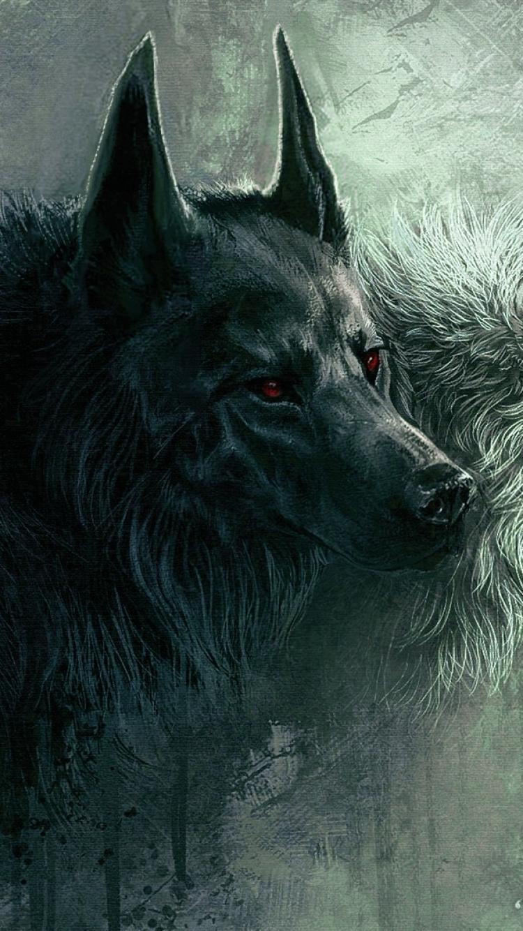 black wolf wallpaper iphone 6 wallpaper sportstle