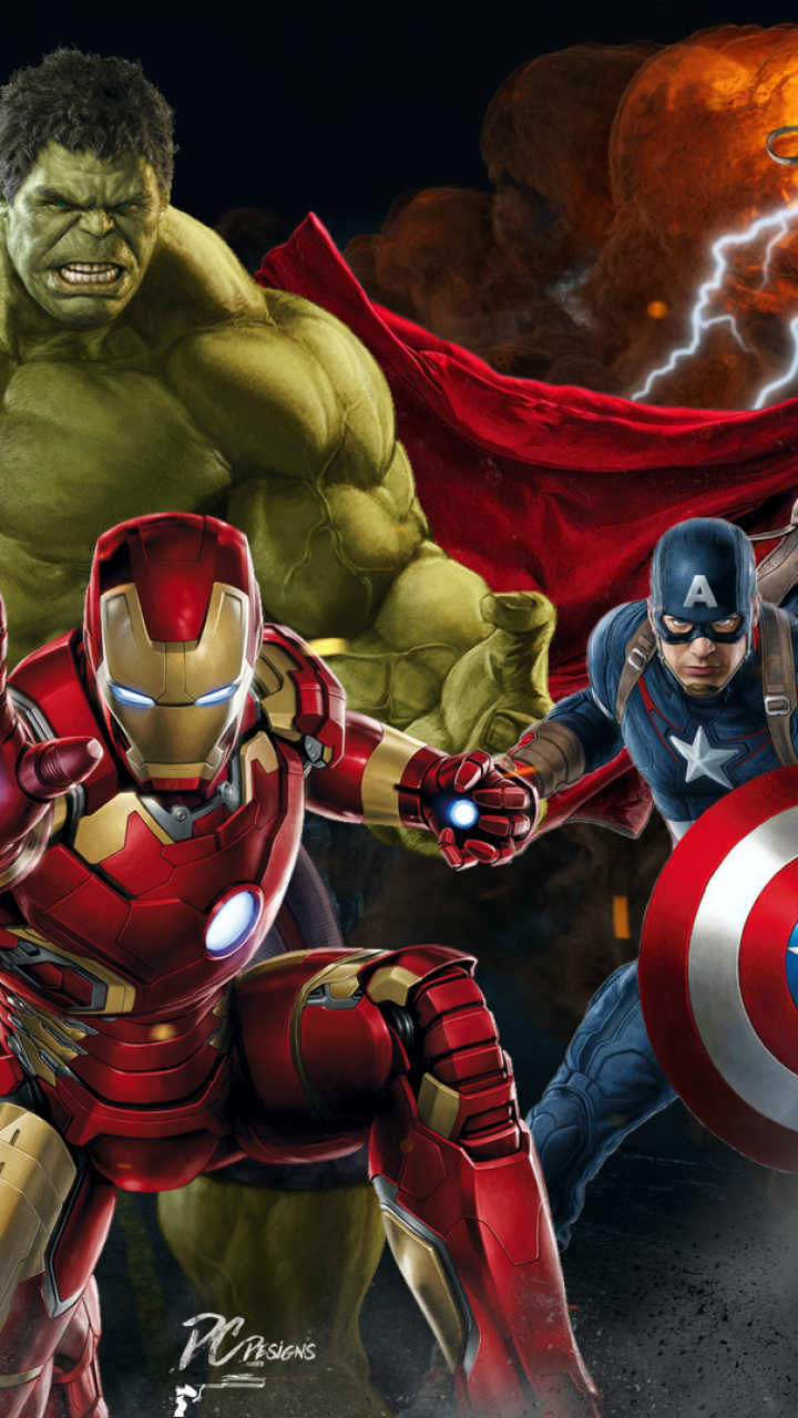Great Wallpaper Mobile Avengers - 320264  Collection_1003528.png