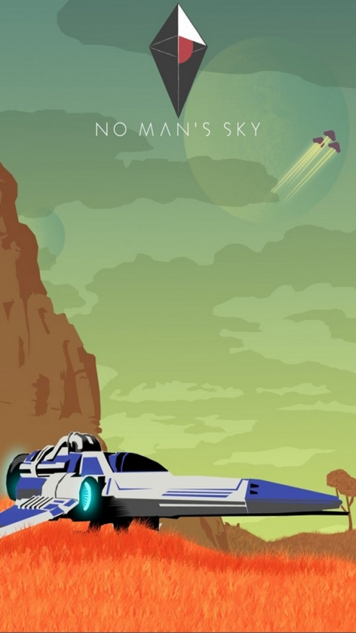 Video Game No Man S Sky 720x1280 Wallpaper Id 326921 Mobile Abyss