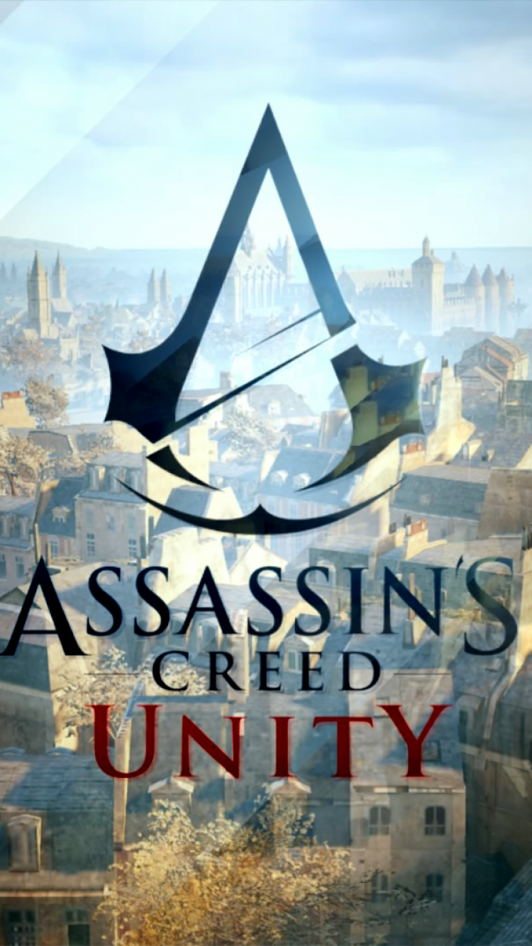Video Game Assassin S Creed Unity 750x1334 Wallpaper Id 327928