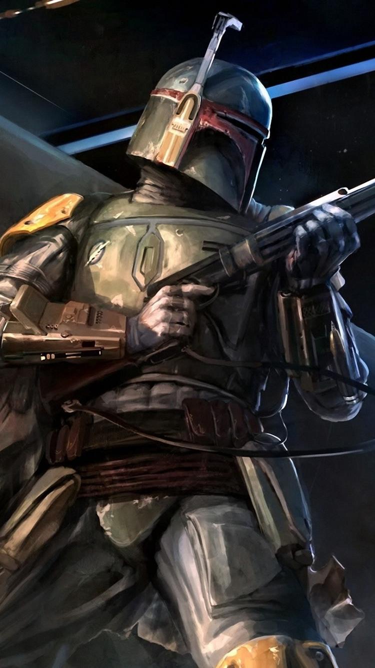 iphone 7 - sci fi/star wars - wallpaper id: 332407