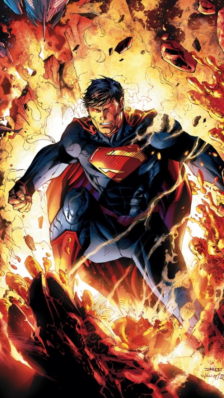 Comics Superman 720x1280 Mobile Wallpaper