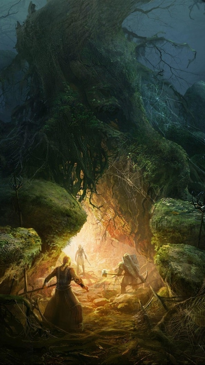 Fantasy Lord Of The Rings 720x1280 Wallpaper Id 344336 Mobile