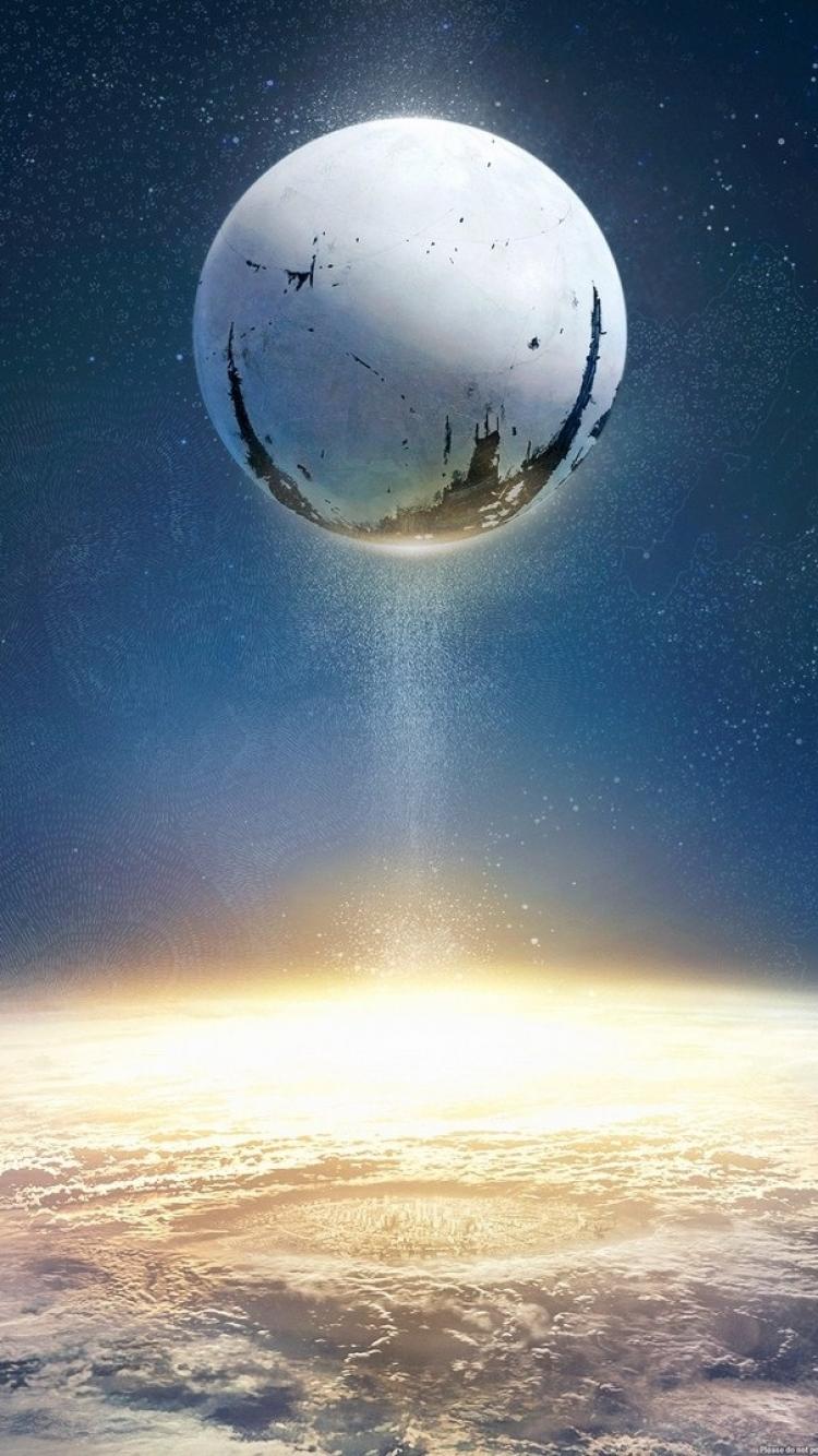 iPhone 7 Video GameDestiny Wallpaper ID 350876