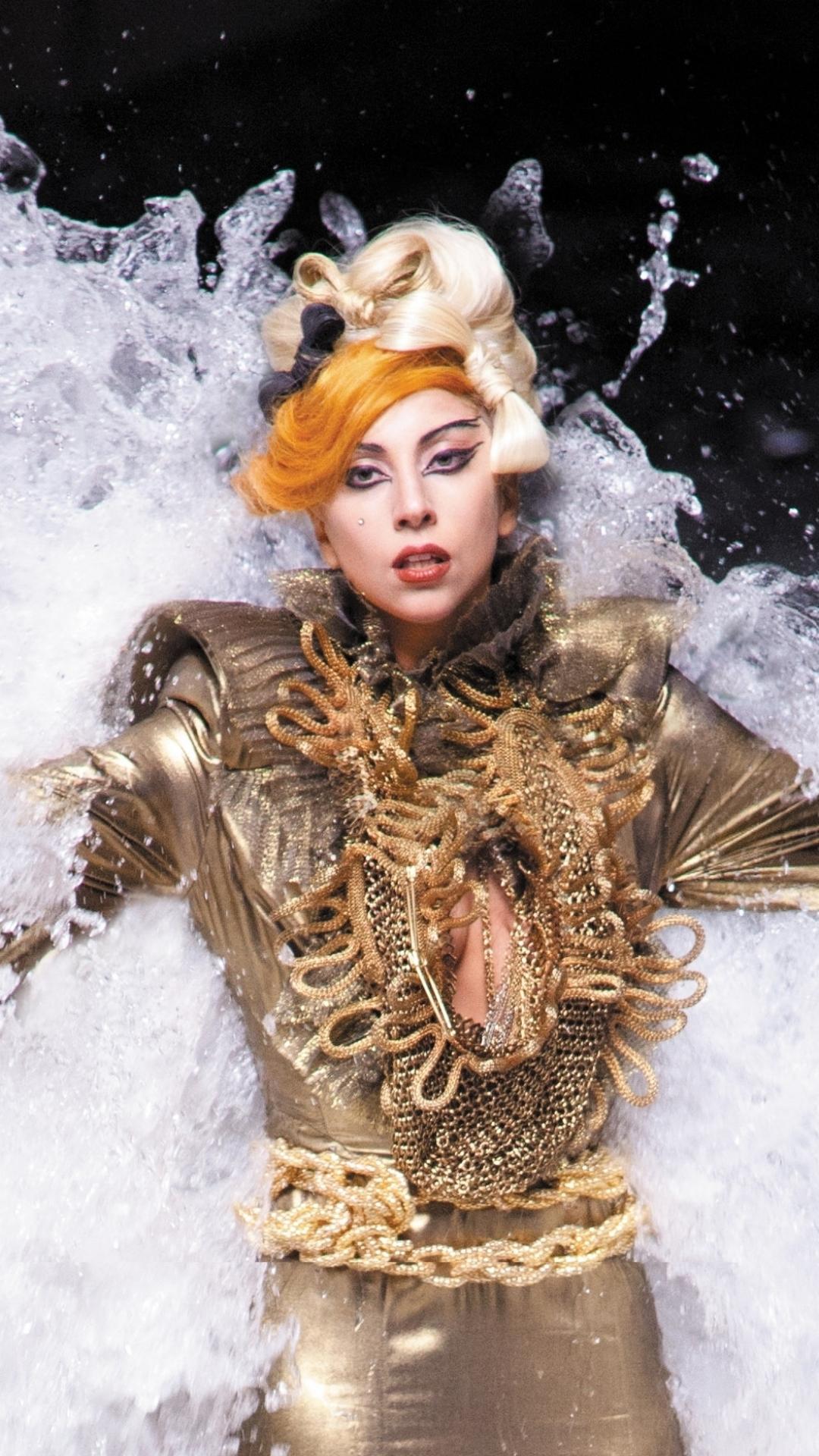 Music / Lady Gaga (1080x1920) Mobile Wallpaper