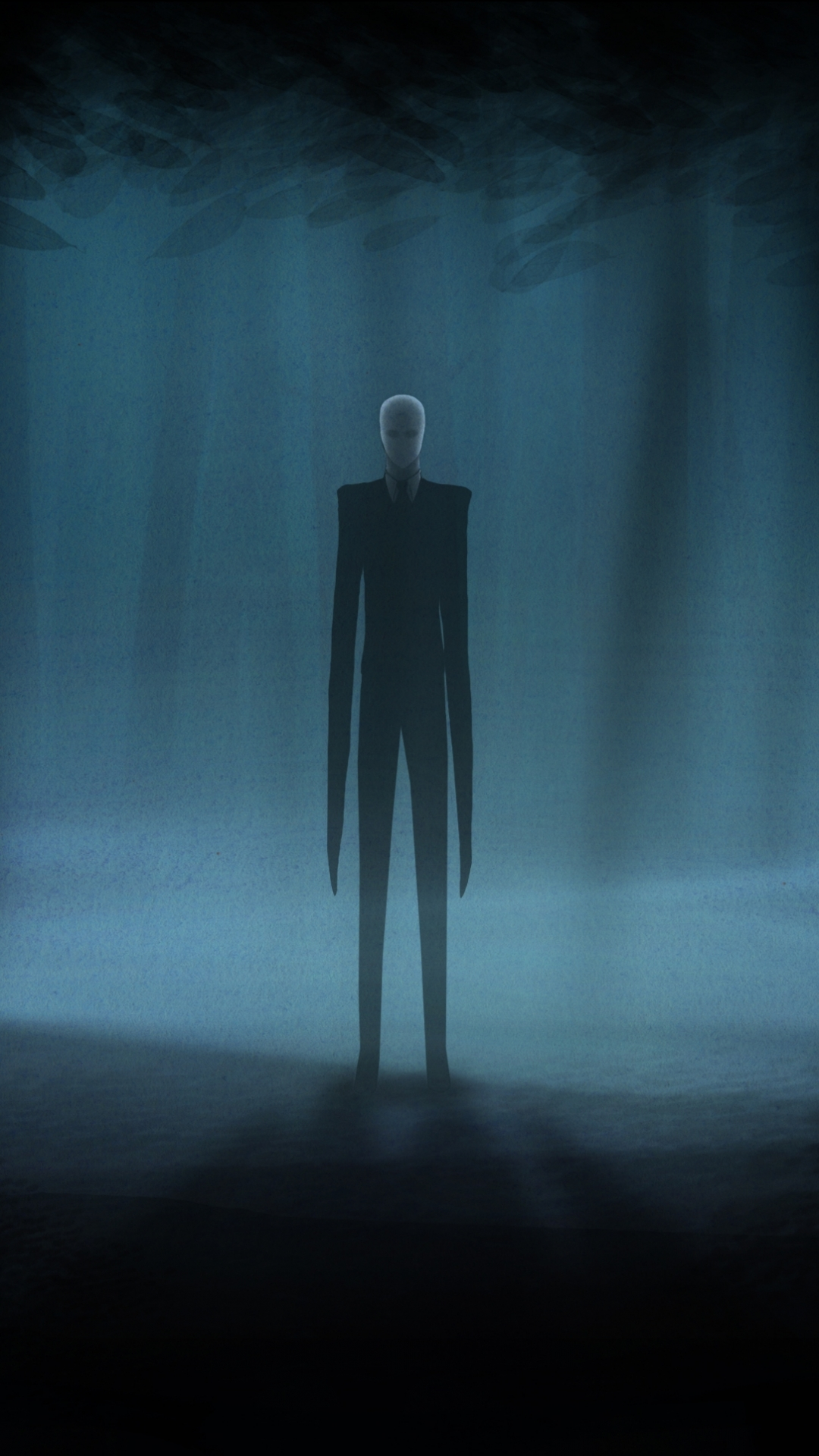 Video Game Slender The Eight Pages 1080x1920 Mobile Wallpaper