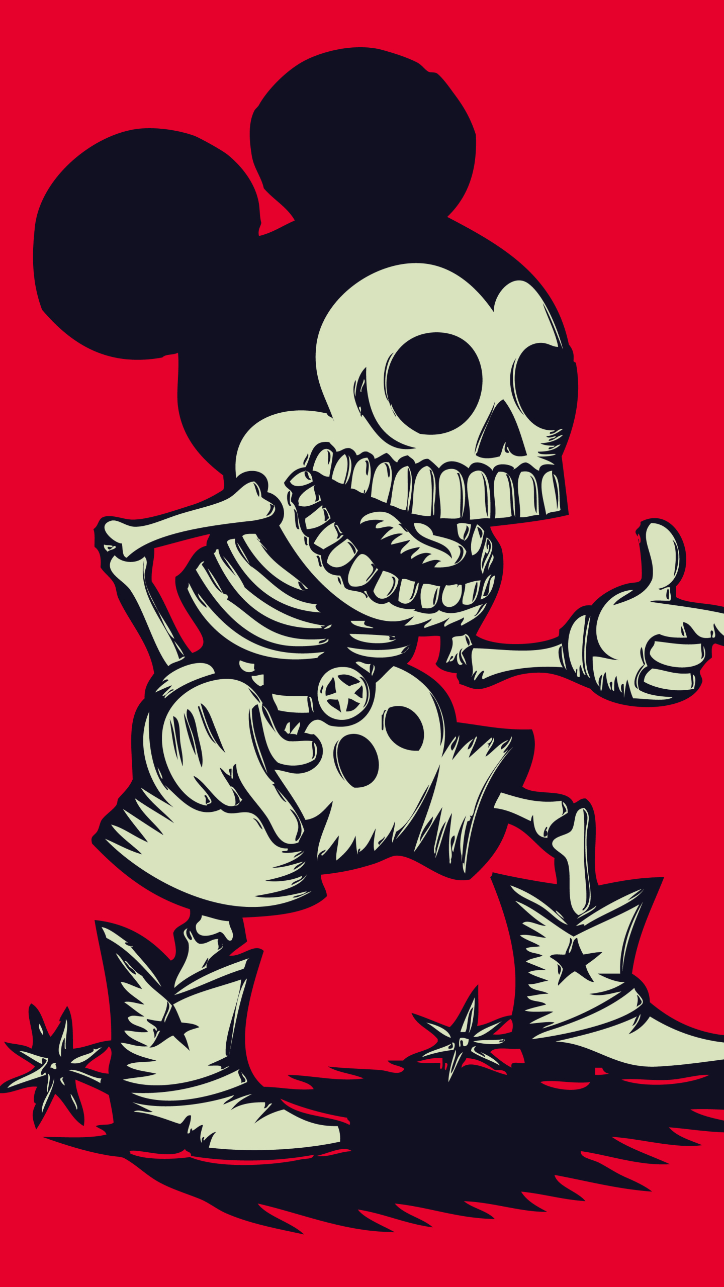 Wallpaper iphone mickey mouse - Cartoon Mickey Mouse Disney Wallpaper 366723