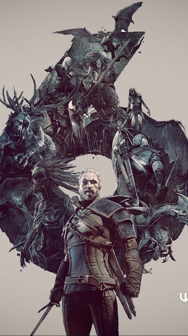 The Witcher 3 Wallpaper Iphone Amazing Wallpapers