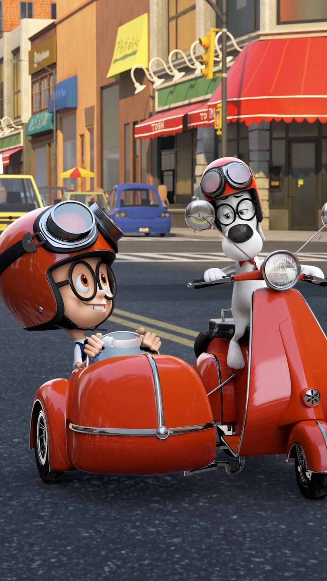 Movie Mr Peabody Sherman 1080x1920 Wallpaper Id 377716