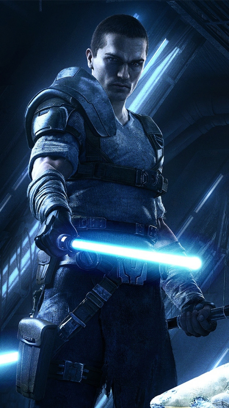 iphone 6 - video game/star wars: the force unleashed ii