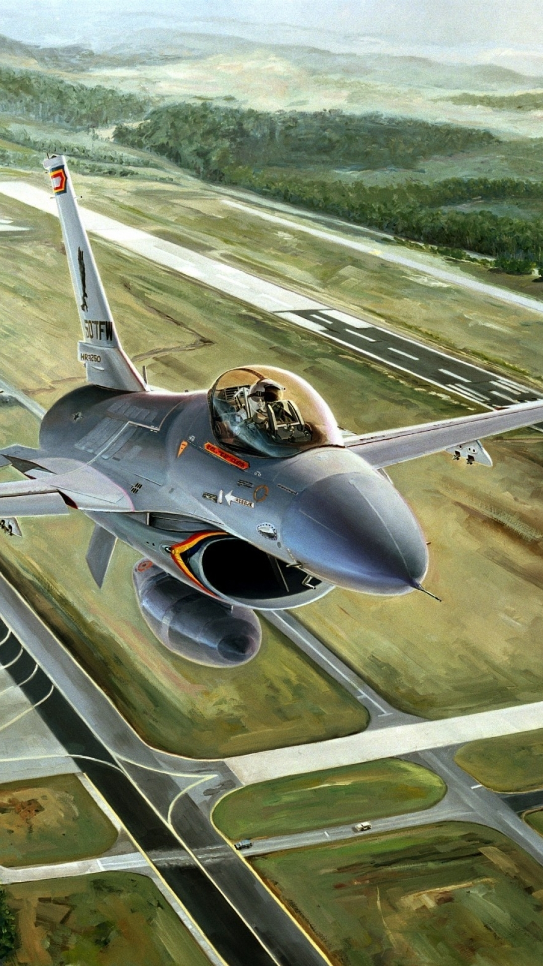 Military General Dynamics F 21 Fighting Falcon   Mobile Abyss