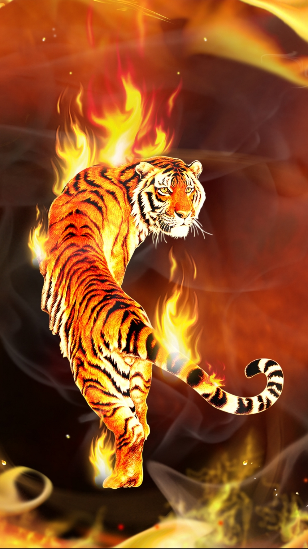 Fantasytiger 1080x1920 wallpaper id 400373 mobile abyss fantasy tiger 1080x1920 mobile wallpaper thecheapjerseys Images