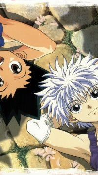 17 Killua Zoldyck Appleiphone 5 640x1136 Wallpapers