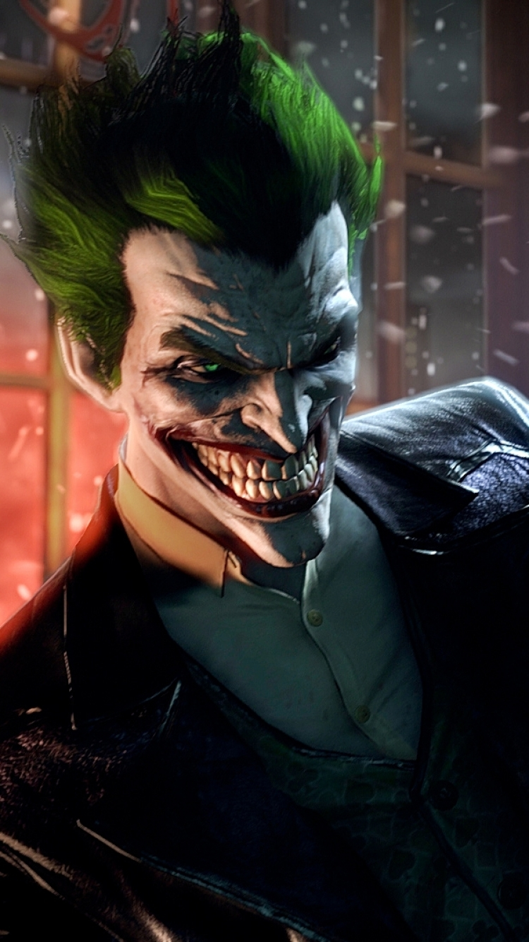 Video Game Batman Arkham Origins 750x1334 Wallpaper Id 405273