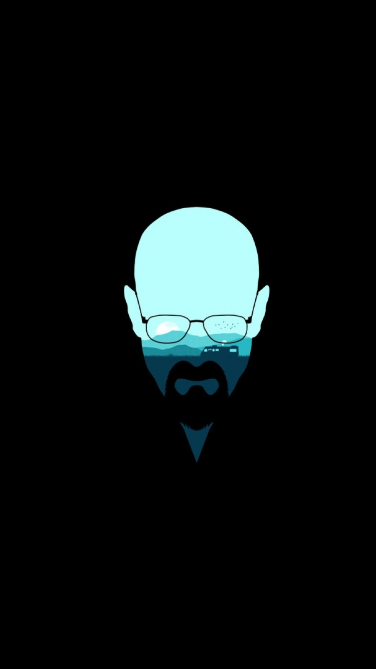22 breaking bad apple/iphone 6 (750x1334) wallpapers - mobile abyss