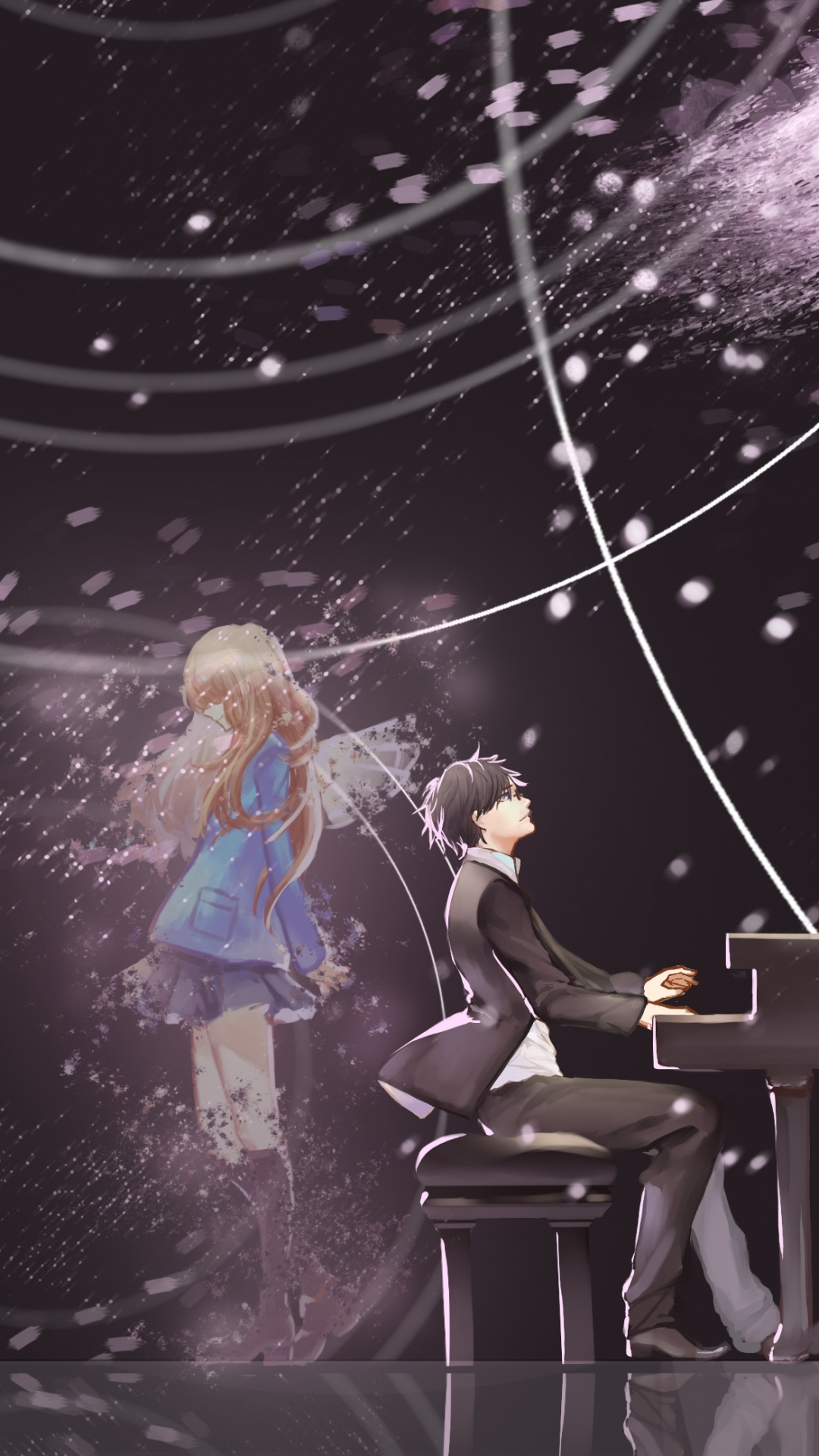 73 your lie in april apple/iphone 5 (640x1136) wallpapers - mobile abyss