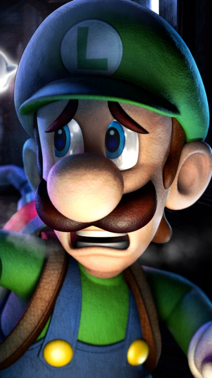 Video Game Luigis Mansion 720x1280 Mobile Wallpaper