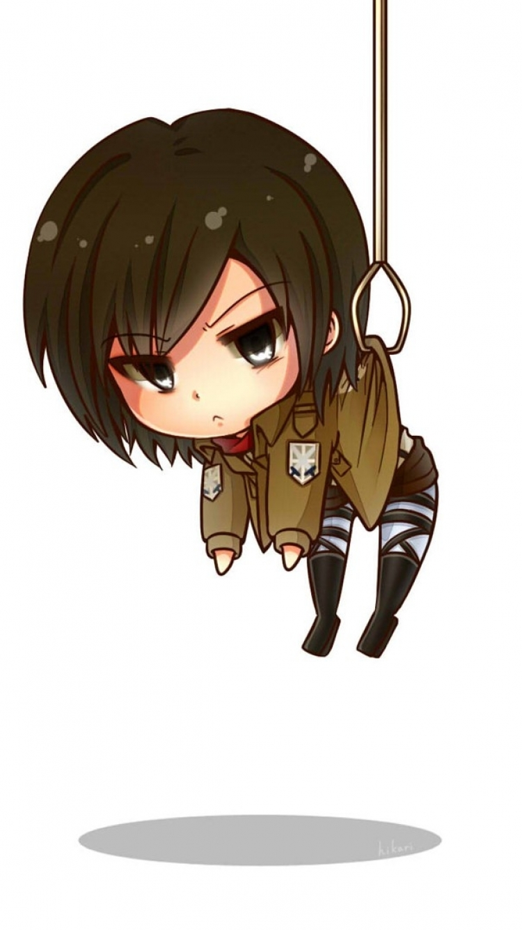 Anime Attack On Titan 750x1334 Wallpaper Id 425067 Mobile Abyss