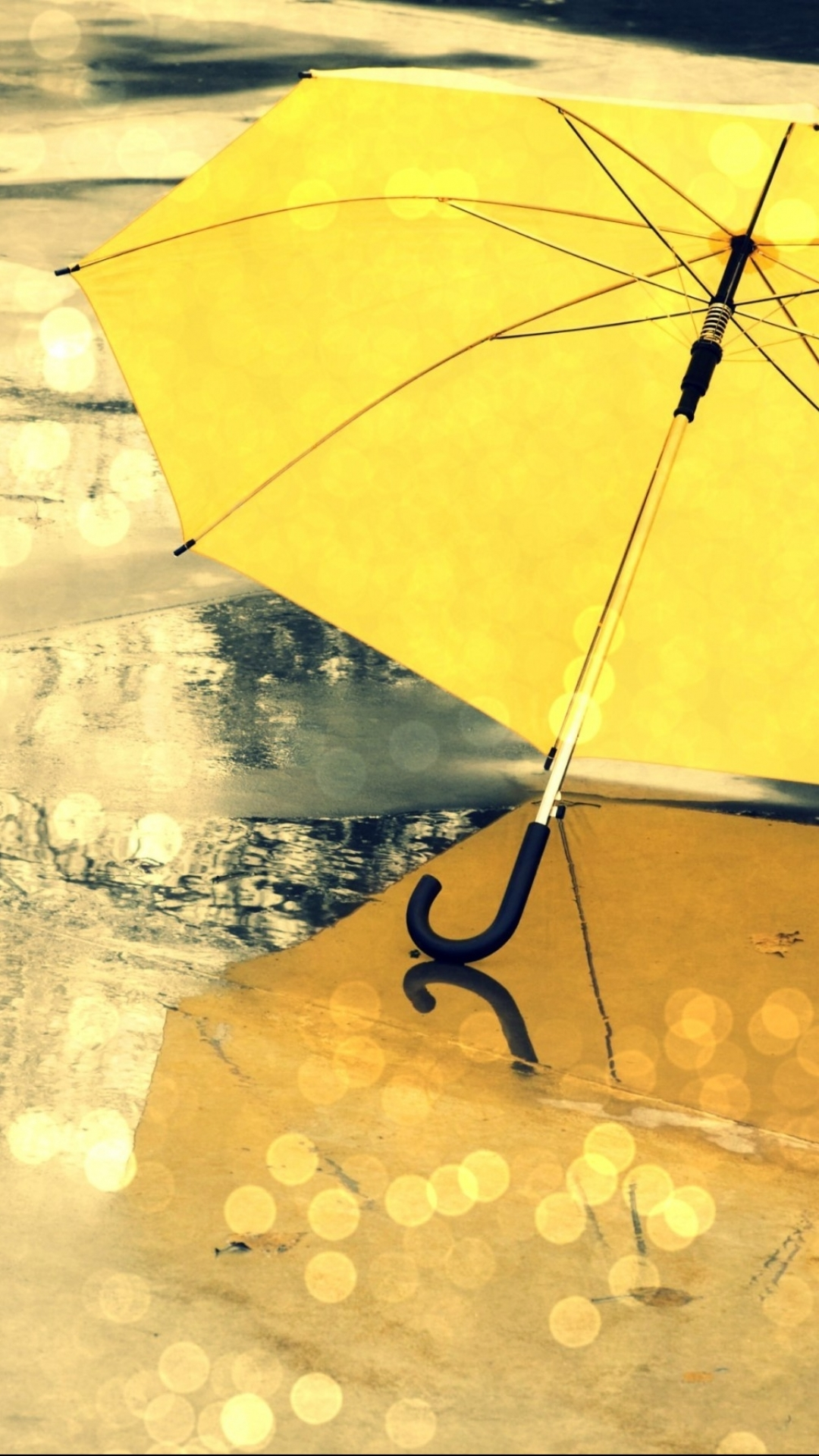 Wallpaper iphone umbrella - Check Wallpaper Abyss