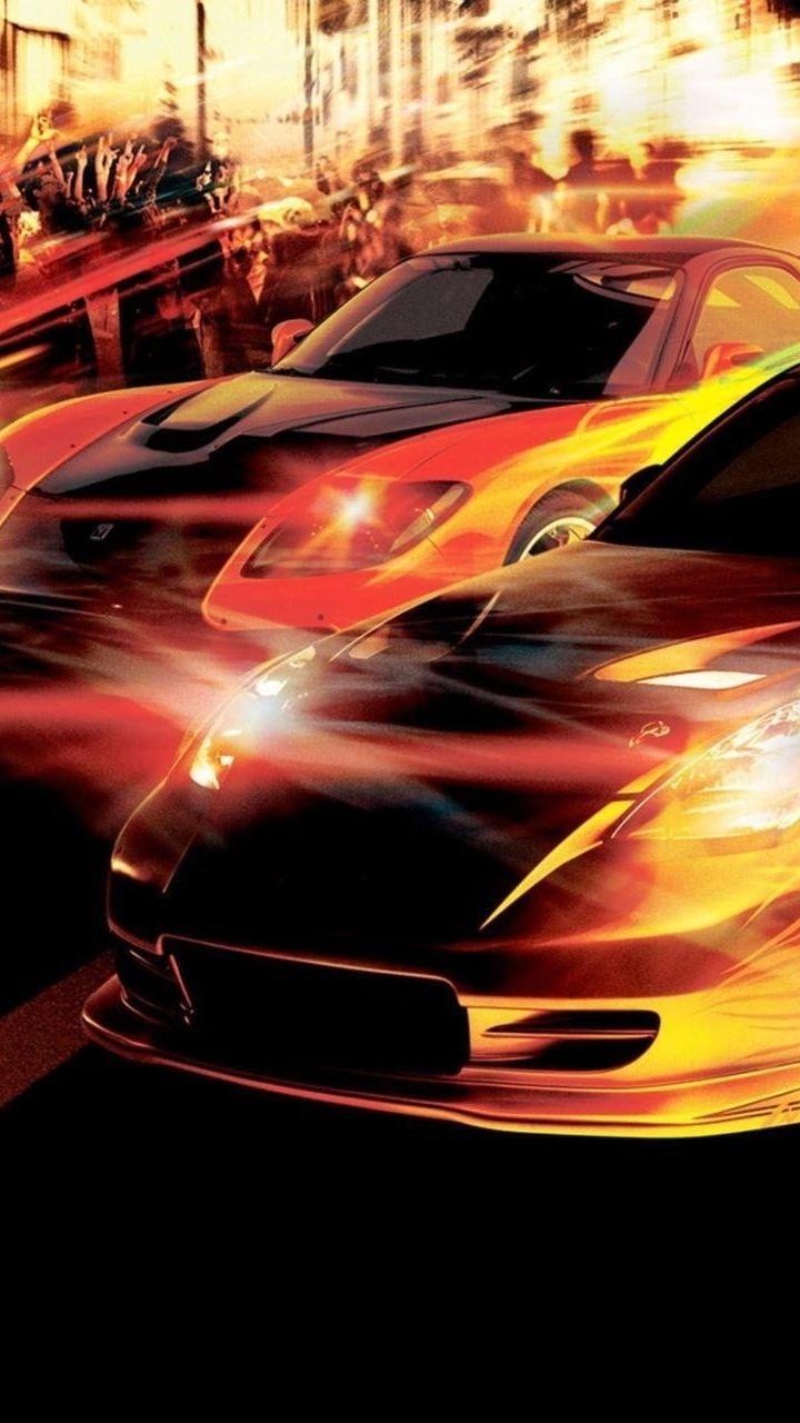 Iphone Movie The Fast And The Furious Tokyo Drift Wallpaper