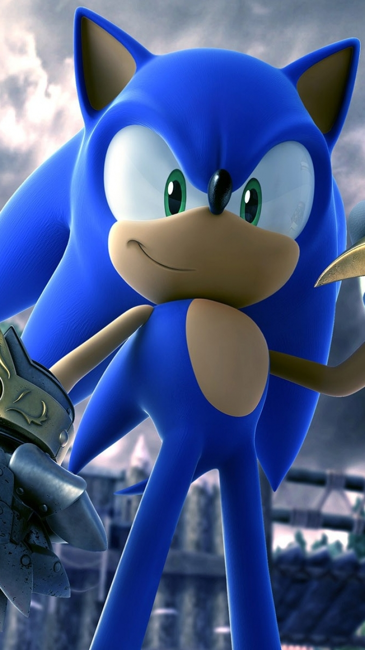 Video Game Sonic And The Black Knight 750x1334 Wallpaper Id