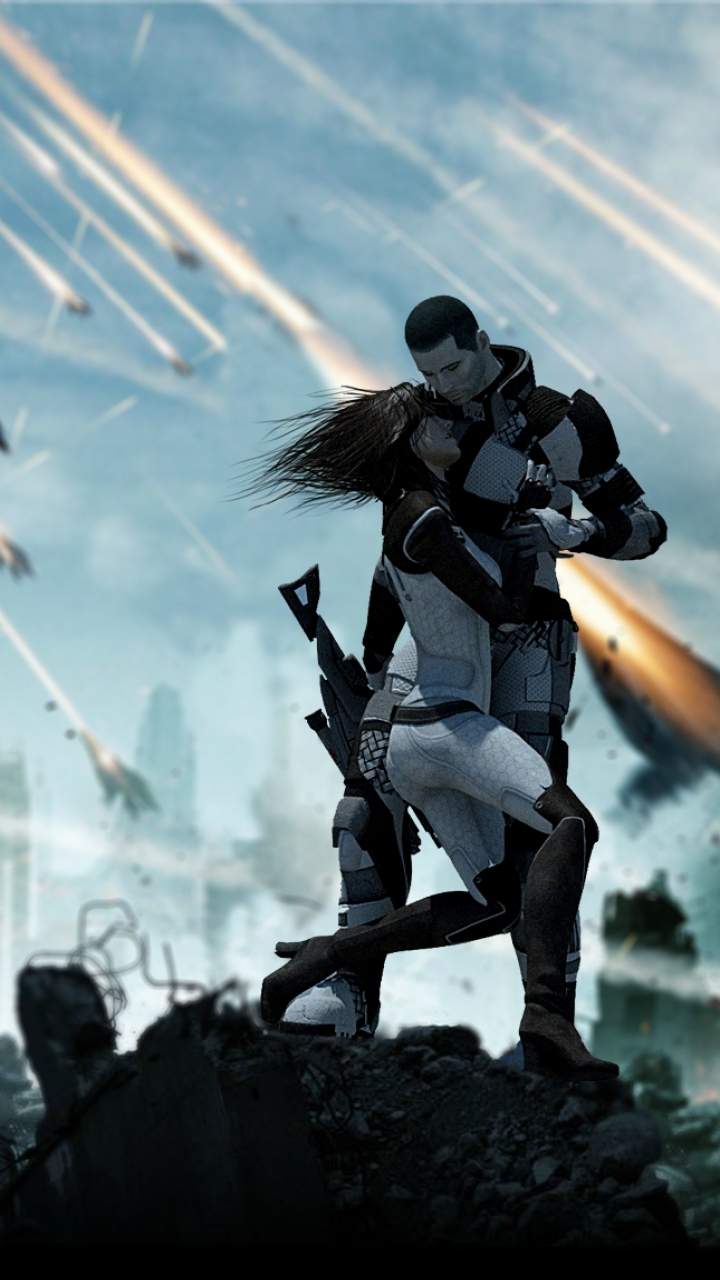Video Game Mass Effect 720x1280 Wallpaper Id 454744 Mobile Abyss