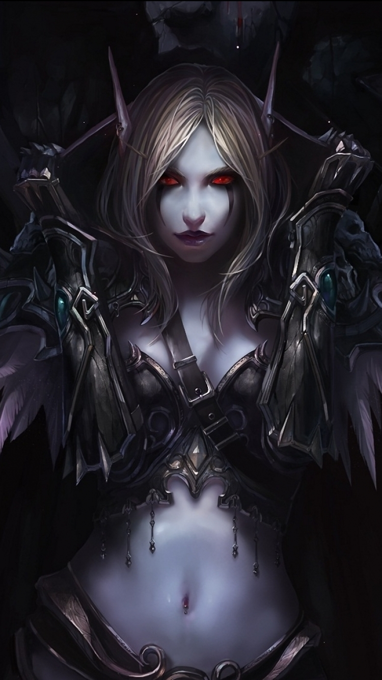 Video Game / World Of Warcraft (750x1334) Mobile Wallpaper