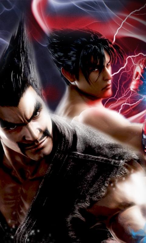 Video Game Tekken Tag Tournament 2 480x800 Wallpaper Id 460596