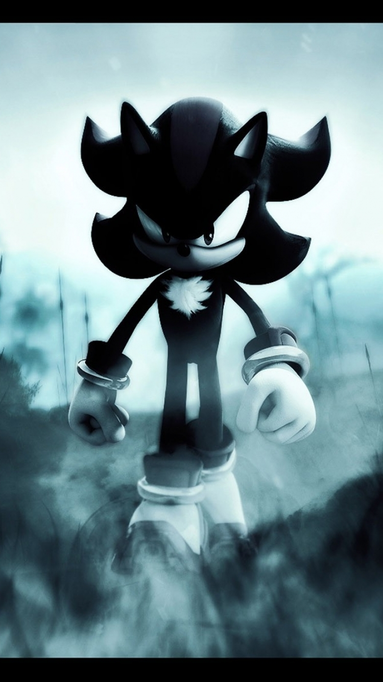 Video Game - Sonic the Hedgehog Shadow the Hedgehog Wallpaper