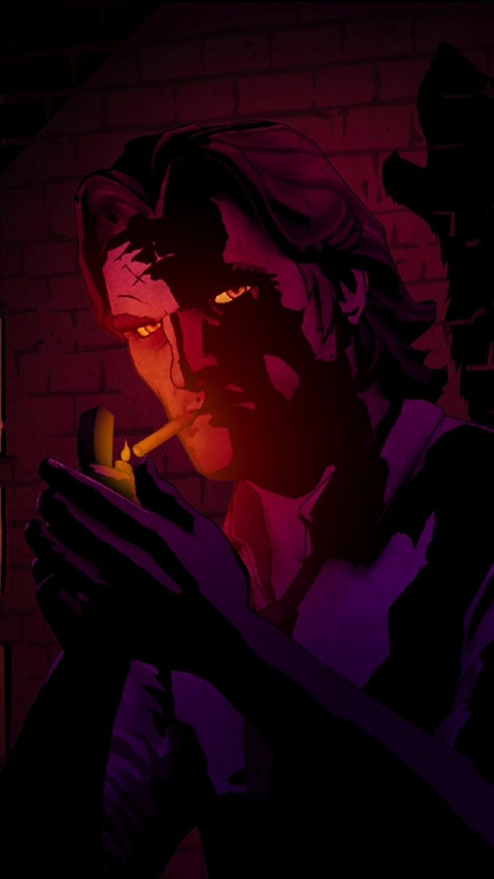 Video Game The Wolf Among Us 720x1280 Mobile Wallpaper