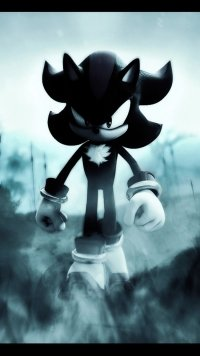 22 Shadow The Hedgehog Mobile Wallpapers