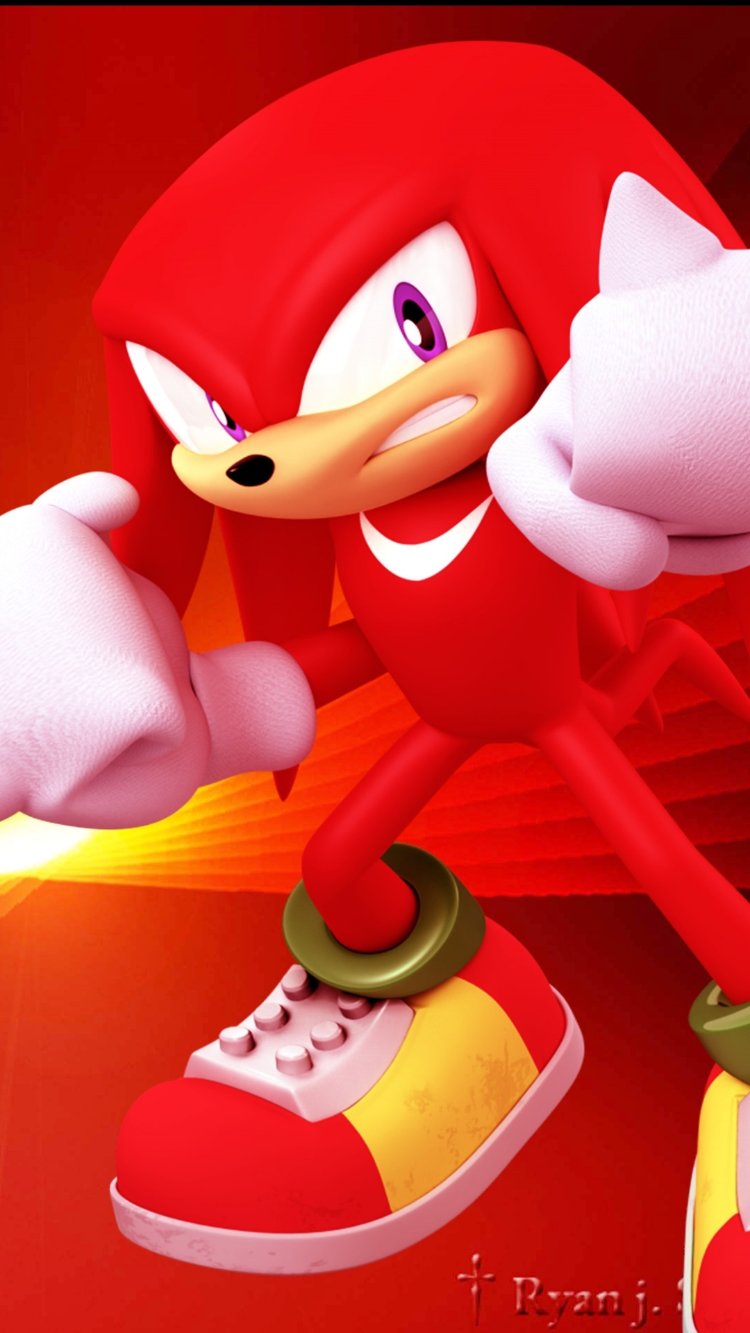 Video Game Mario Sonic At The Olympic Games 1080x1920 Wallpaper