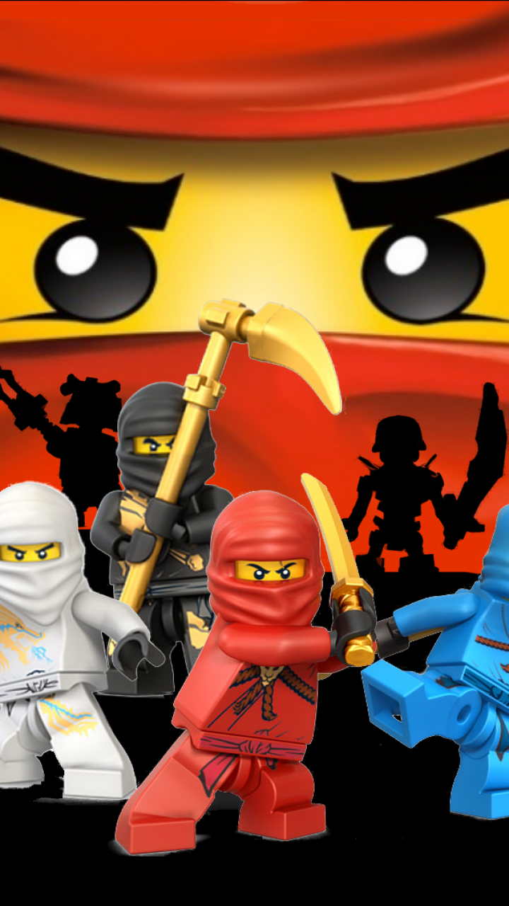 Tv Show Lego Ninjago Masters Of Spinjitzu 720x1280 Wallpaper Id