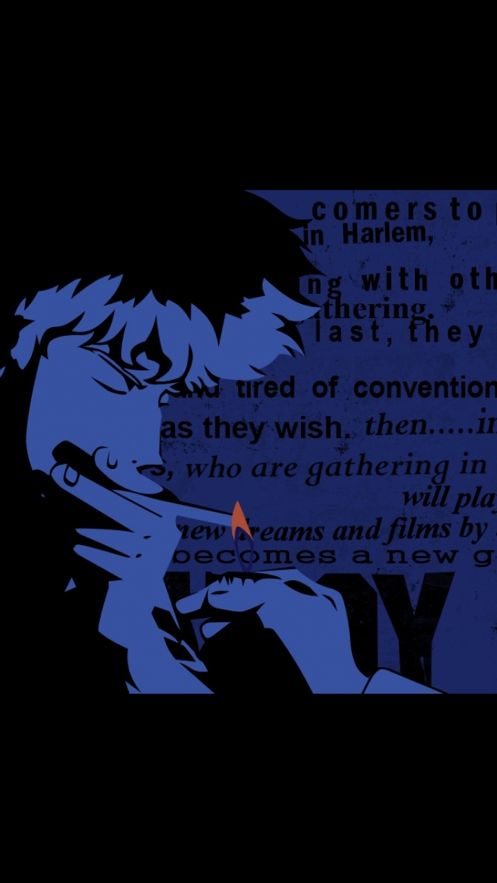 Anime Cowboy Bebop 720x1280 Wallpaper Id 479522 Mobile Abyss
