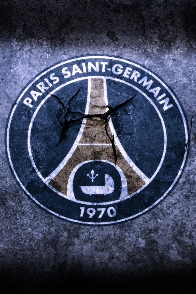 Sports Paris Saint Germain FC 640x960 Mobile Wallpaper