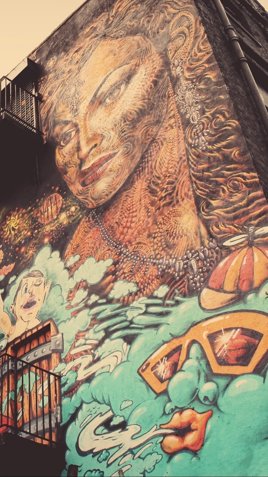Graffiti art wallpaper iphone - Wallpaper 487904