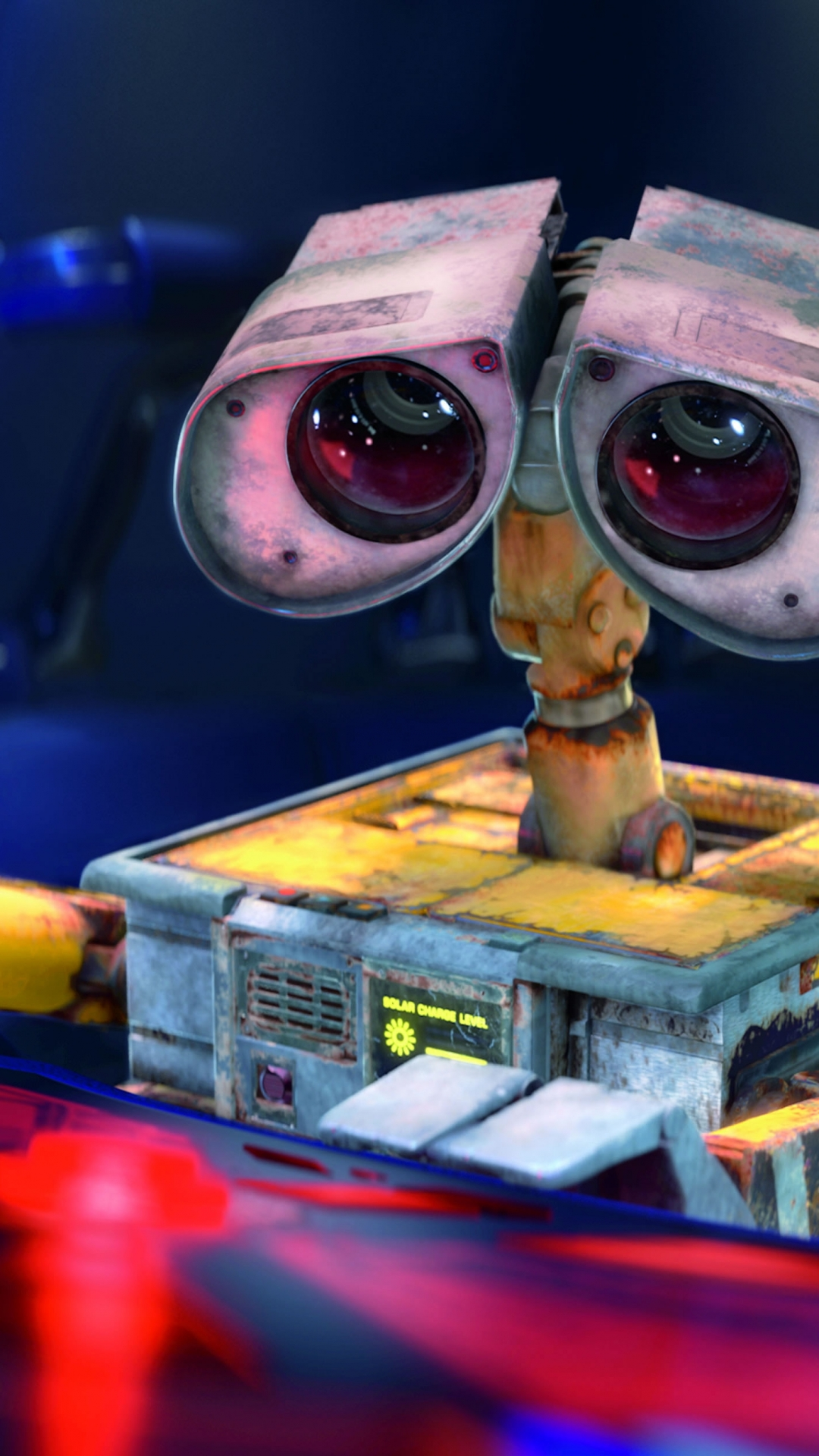 movie/wall·e (1080x1920) wallpaper id: 487996 - mobile abyss