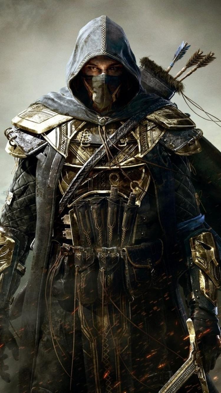 Video Game The Elder Scrolls Online 750x1334 Wallpaper Id