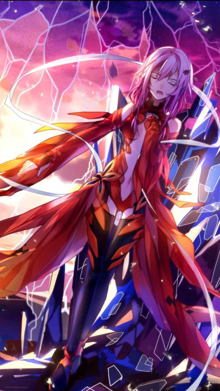 Anime Guilty Crown 750x1334 Wallpaper Id 495567 Mobile Abyss
