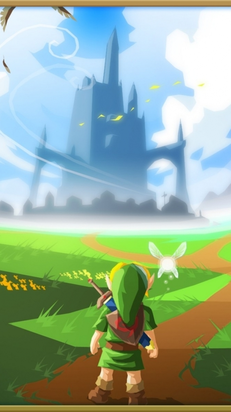 zelda iphone wallpaper the hippest pics
