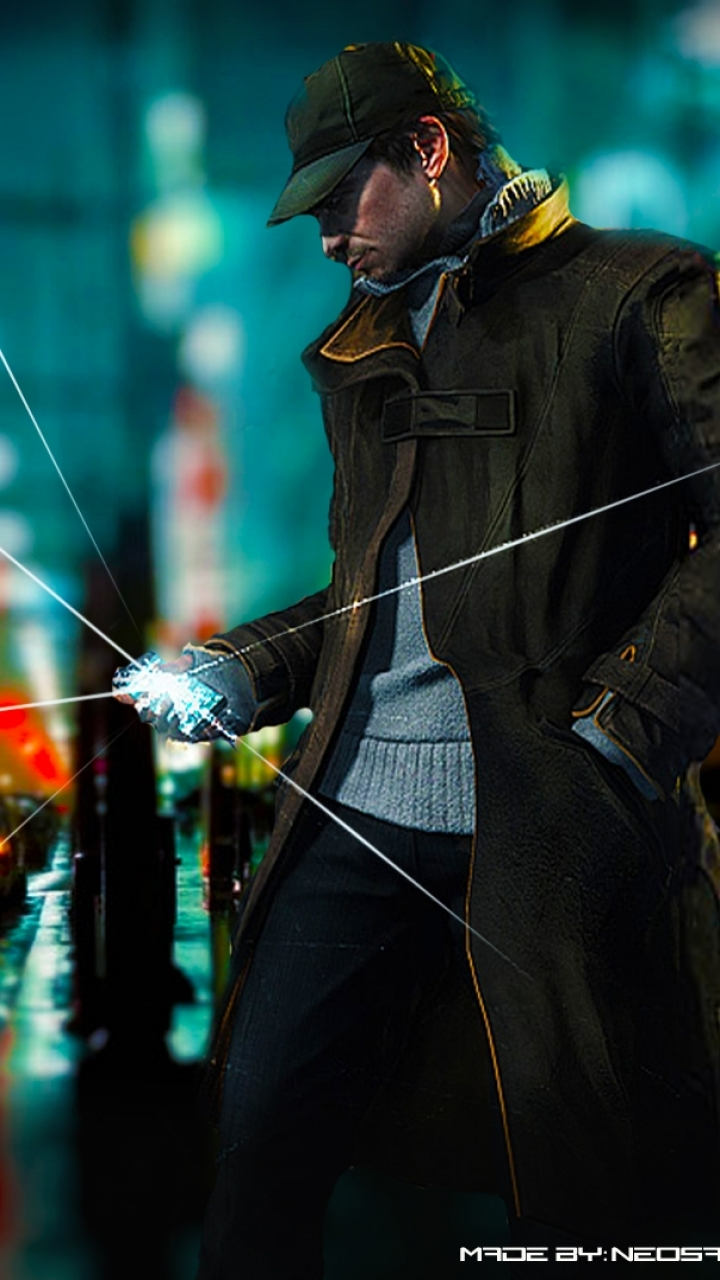 watch dogs wallpaper for mobile wallpaper directory