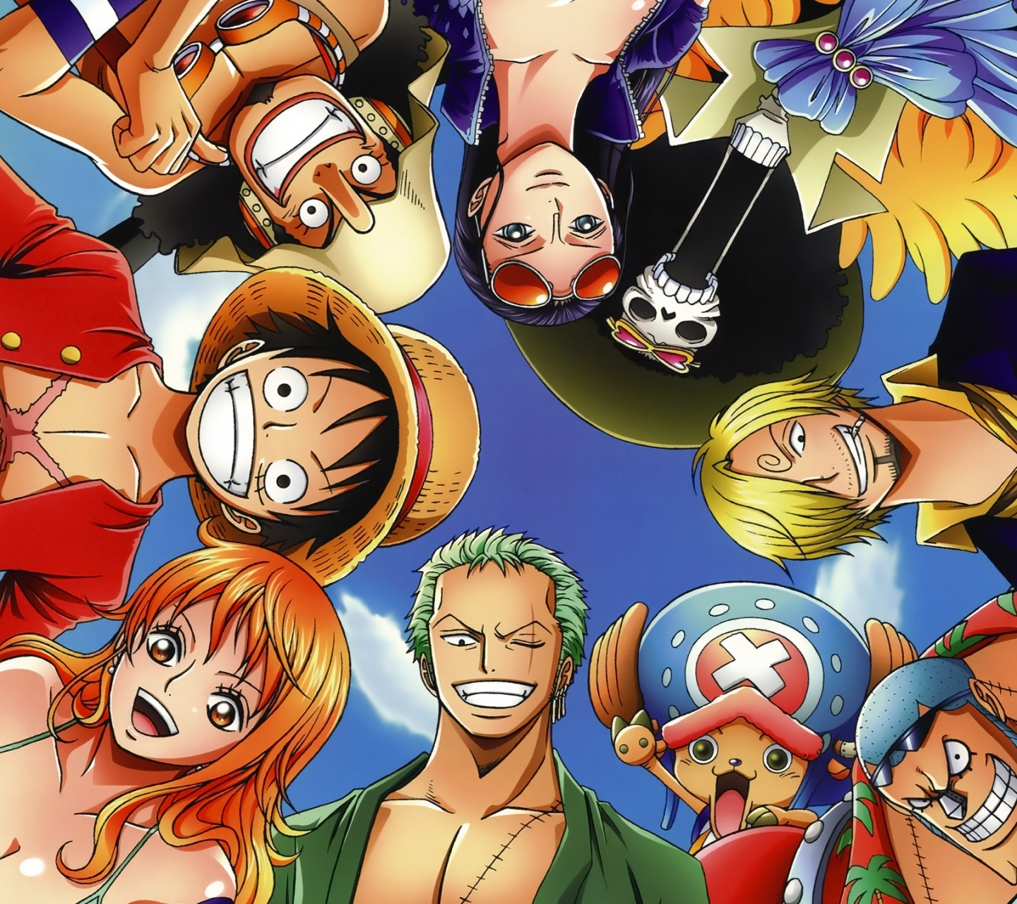 Anime One Piece 1440x1280 Wallpaper Id 504292 Mobile Abyss