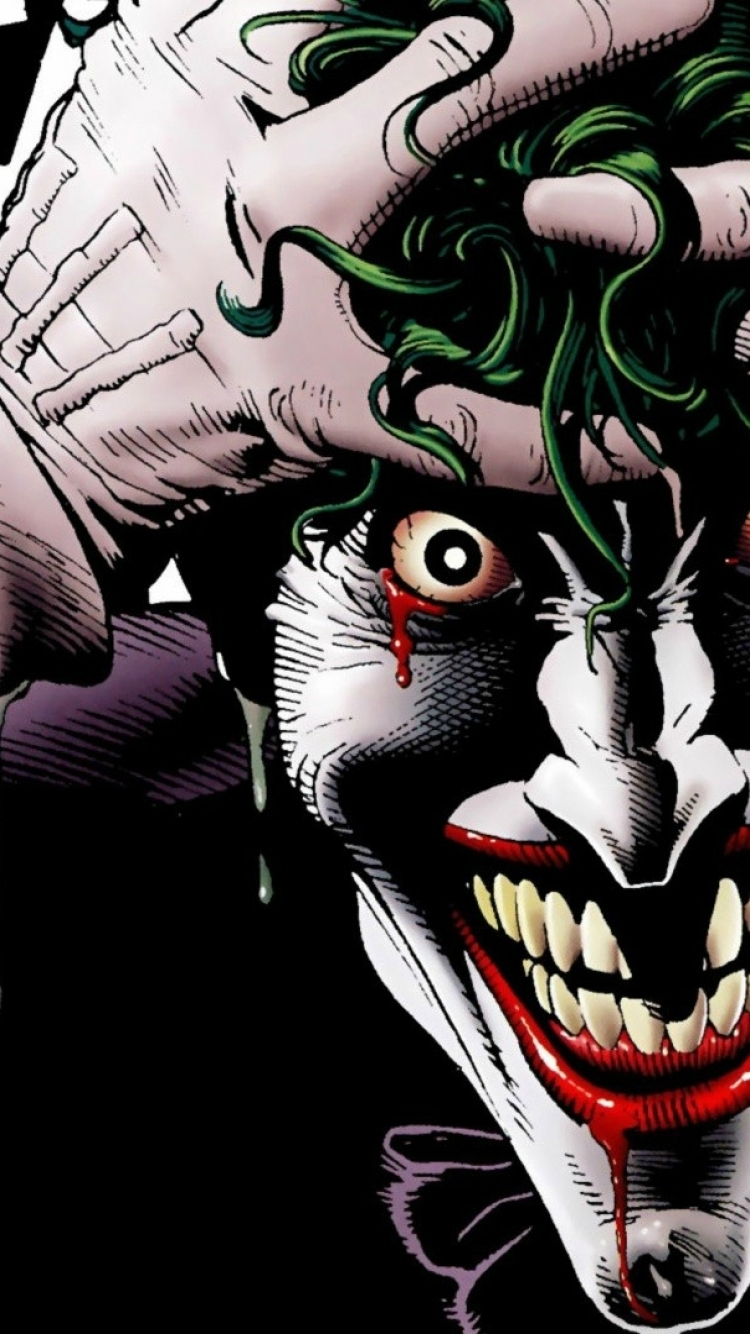 Comics/Batman: The Killing Joke (750x1334) Wallpaper ID ...
