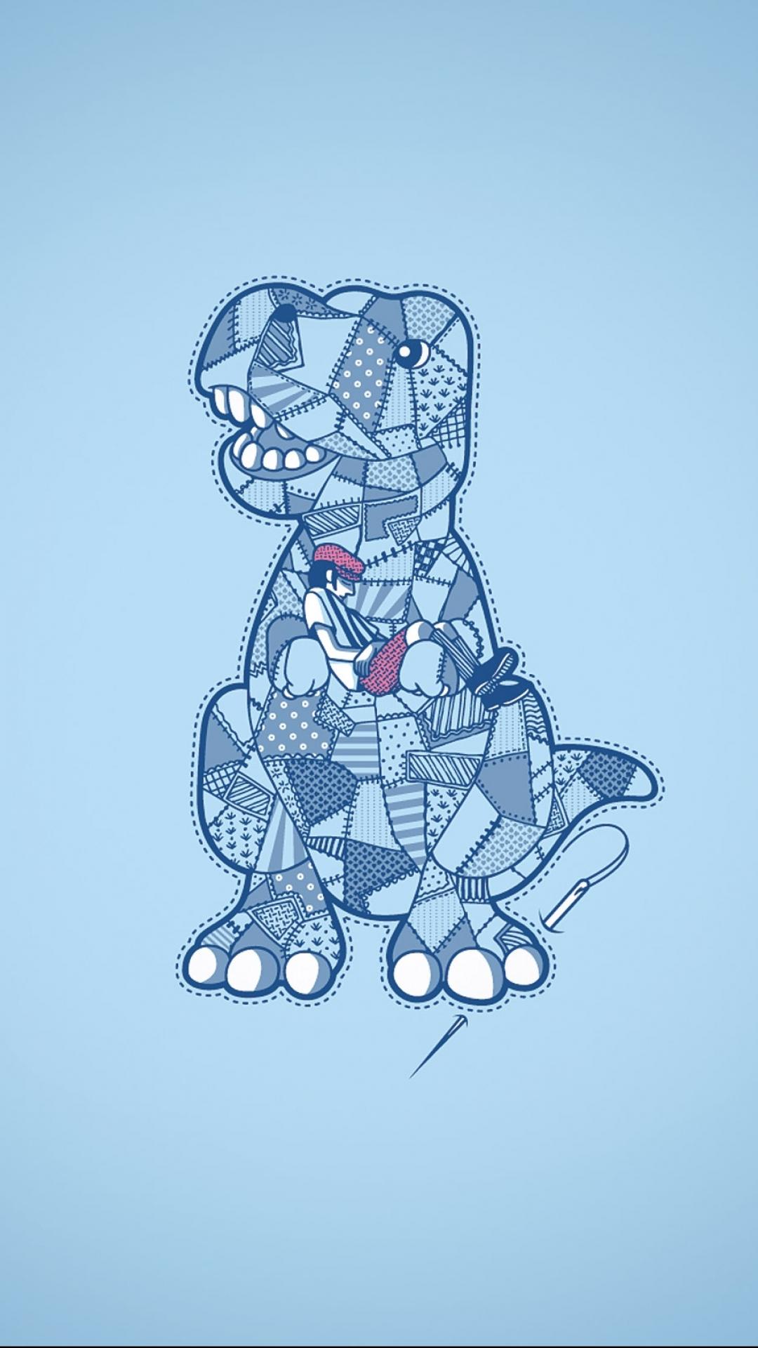 dinosaur phone wallpaper - photo #33
