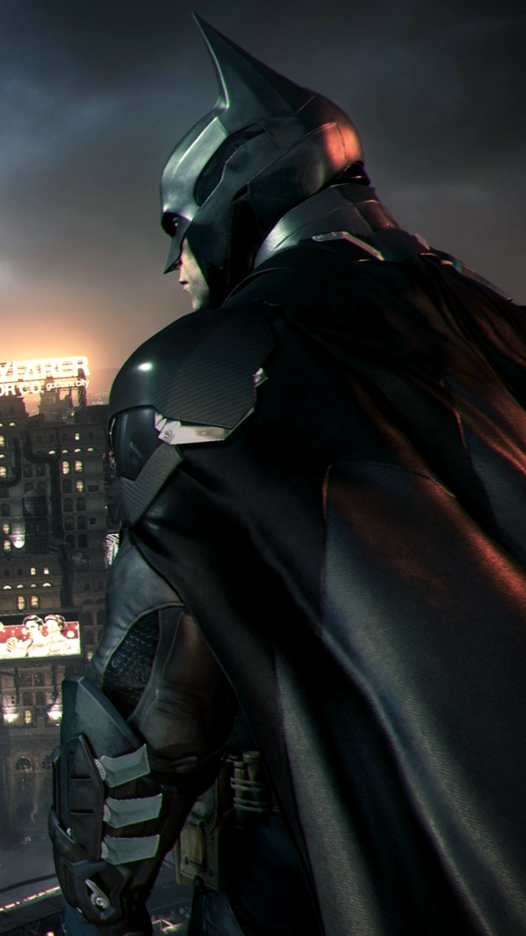 43 Batman Arkham Knight Apple IPhone 6 750x1334 Wallpapers
