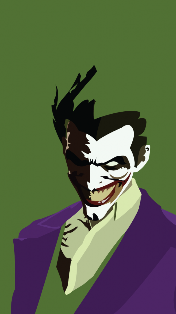 Comics Joker 750x1334 Mobile Wallpaper